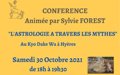 Conférence «L'Astrologie à travers les mythes»